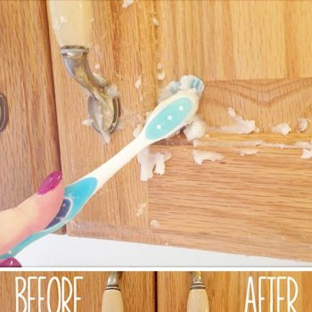 clean kitchen cabinet doors easily cleaning tips and tricks