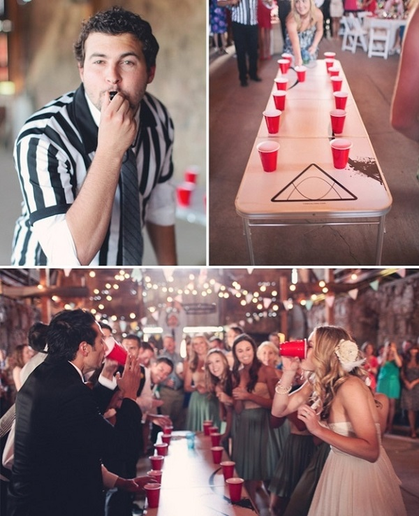 23 Awesome and Fun Wedding Ideas