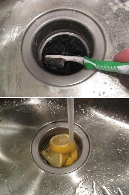55-Must-Read-Cleaning-Tips-Tricks-sink
