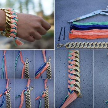 Chic Accessory – DIY Bracelet (2)
