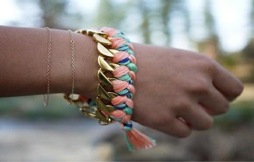 Chic Accessory - DIY Bracelet