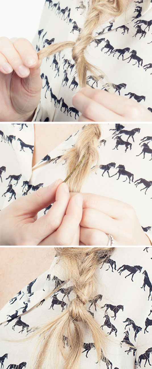 Creative Ways to Use Bobby Pins 11