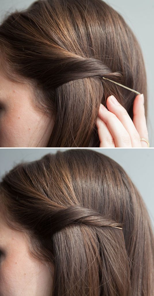 Creative Ways to Use Bobby Pins 3