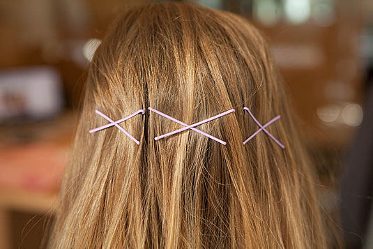 Creative Ways to Use Bobby Pins 8