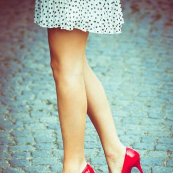 Make High Heels Feel More Comfortable