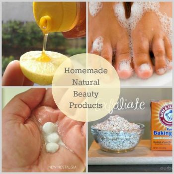 Natural Beauty Treatments You Must Try at Home