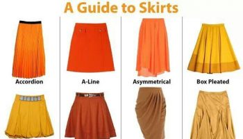 Skirt Guide – Types of SKirts