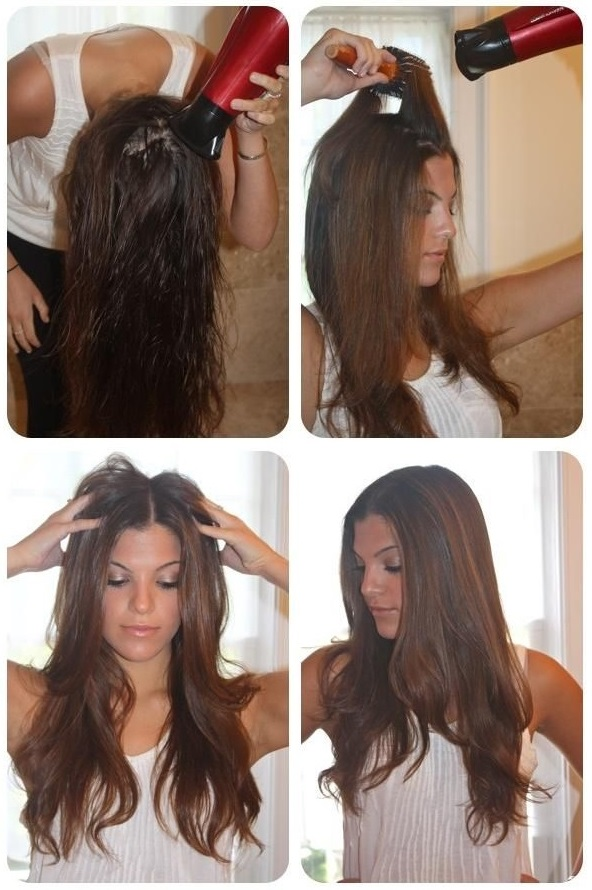 Marvelous Way To Give Extra Volume For Your Hair Alldaychic Short Hairstyles Gunalazisus