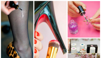 unconventional ways to use nail polish (4)