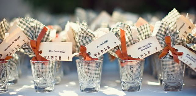 27 Awesome Wedding Favors Your Guest Will Adore