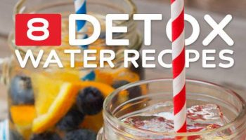 8 Detox Water Recipes for Optimal Health