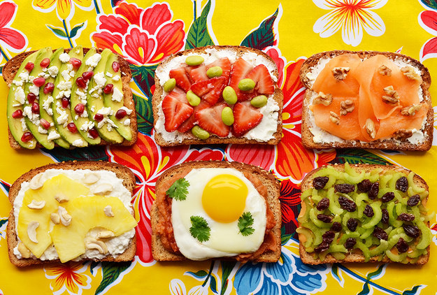 Creative Breakfast Toasts That are Boosting Your Energy Levels (12)