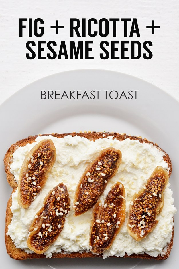 Creative Breakfast Toasts That are Boosting Your Energy Levels (20)