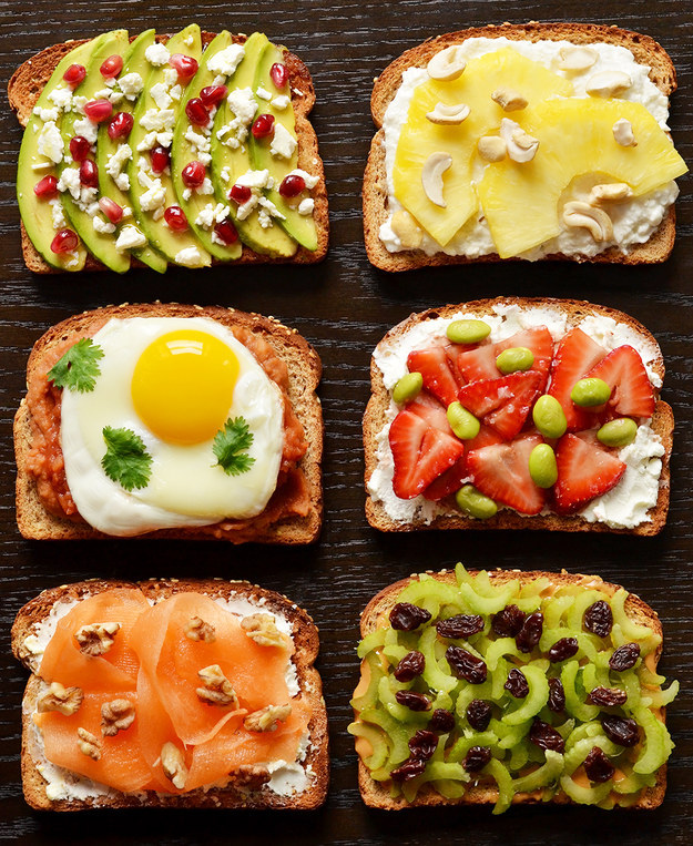 Creative Breakfast Toasts That are Boosting Your Energy Levels (6)