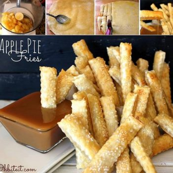 Jaw-dropping Apple Pie Fries Recipe
