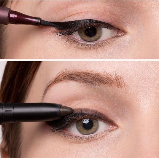Quick And Easy Eyeliner Trick Alldaychic