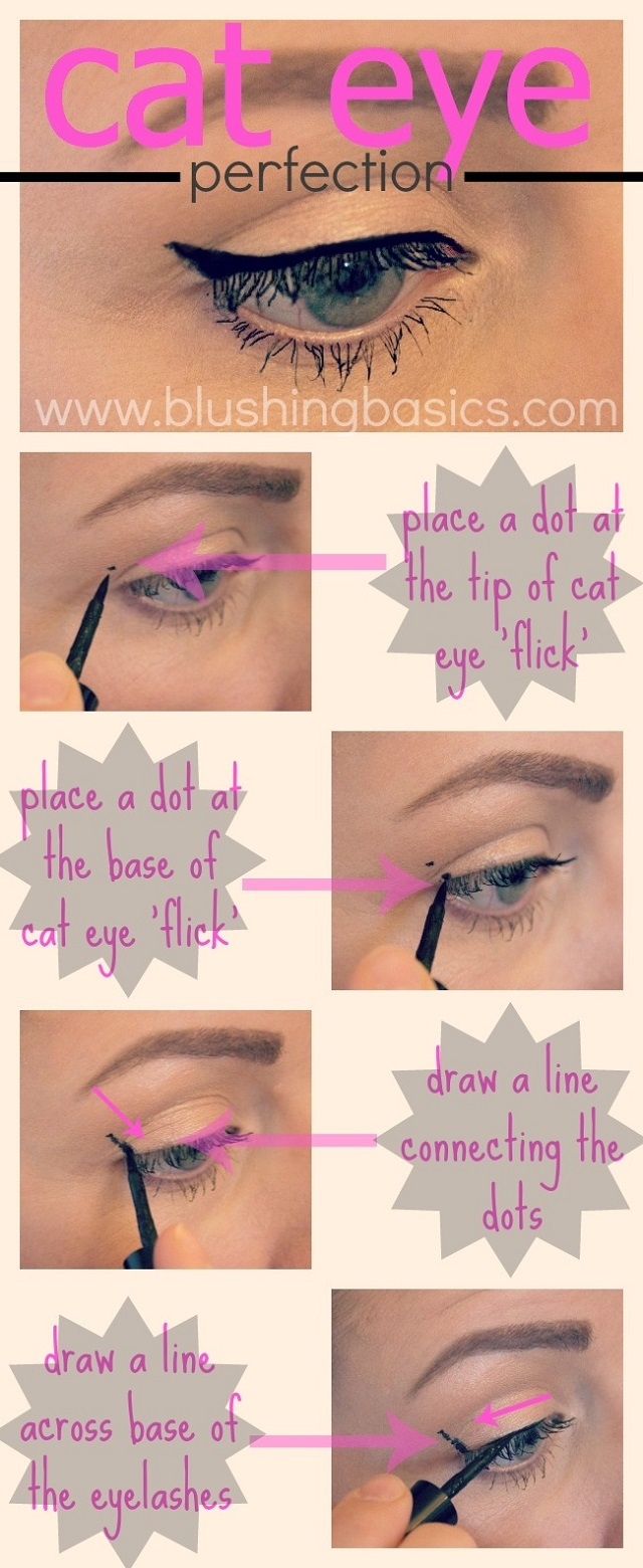 Tips for Making Cat Eyes
