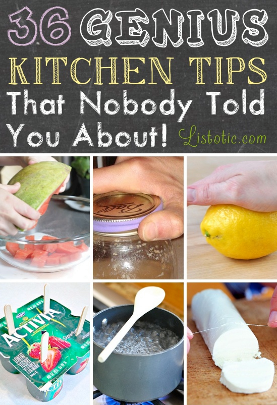 36 kitchen tips that will make your life easier alldaychic for 9 kitchen life hacks