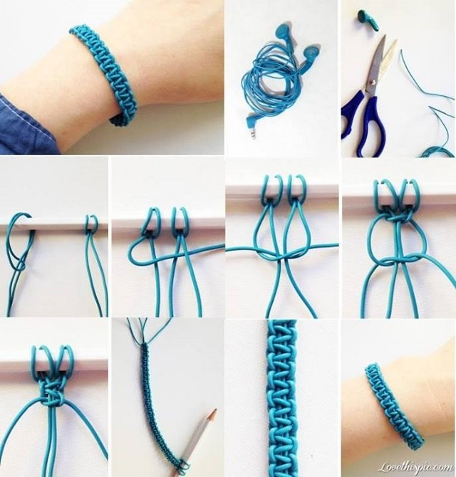 Amazing Braided Bracelet Diy 2