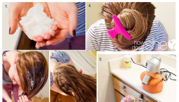 Efficient Hair Treatment with Coconut Oil