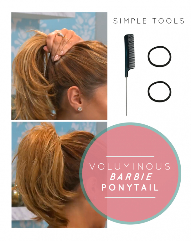 PONYTAIL-BARBIE