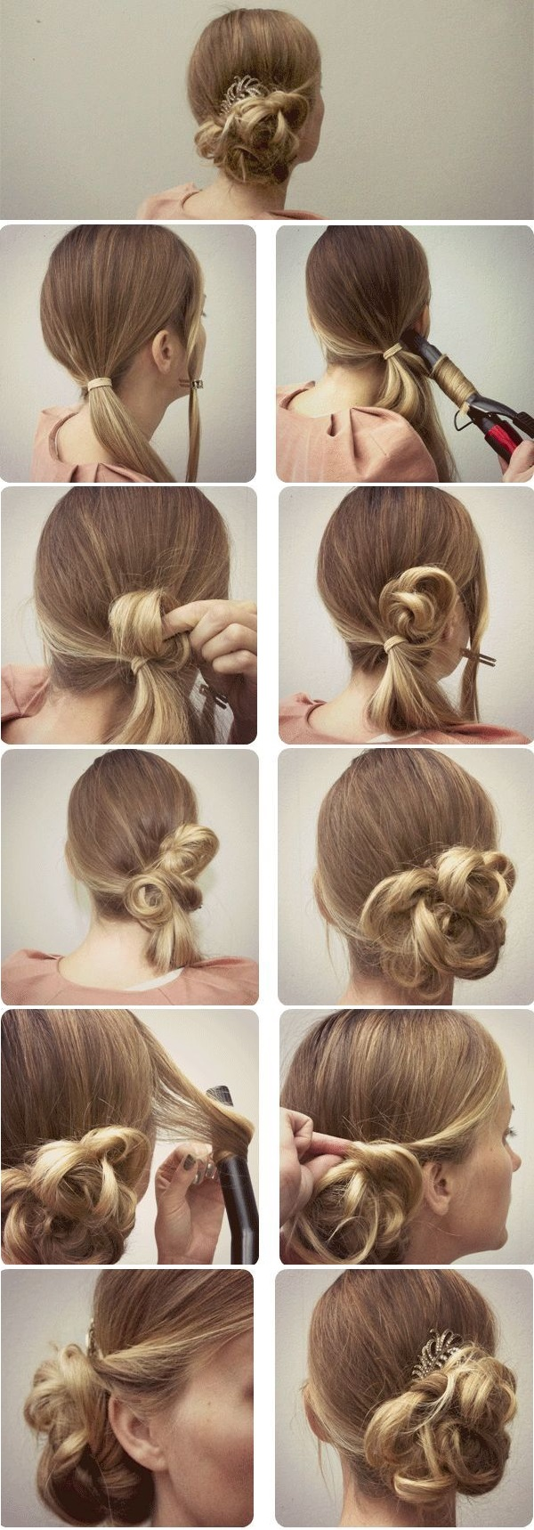 Romantic Formal Updo For Special Occasions Alldaychic