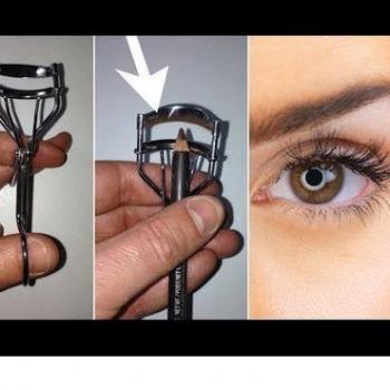 Smart Eyelash Curler Trick for Busy Women