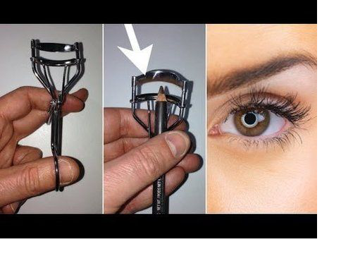 Smart Eyelash Curler Trick for Busy Women