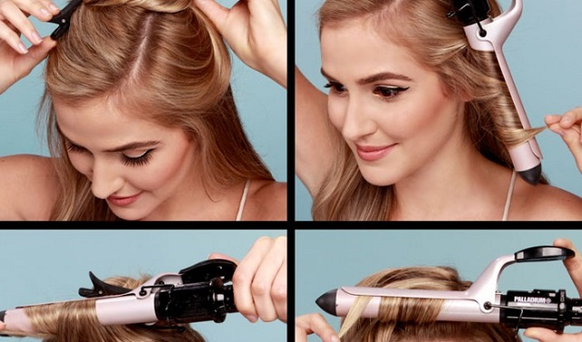 Soft Vintage Waves Hair Tutorial Alldaychic