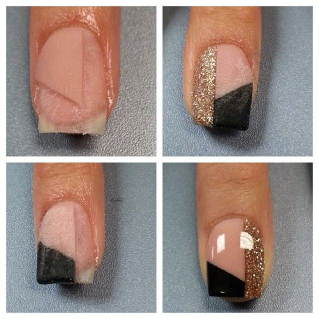 Stylish Nail Design Idea