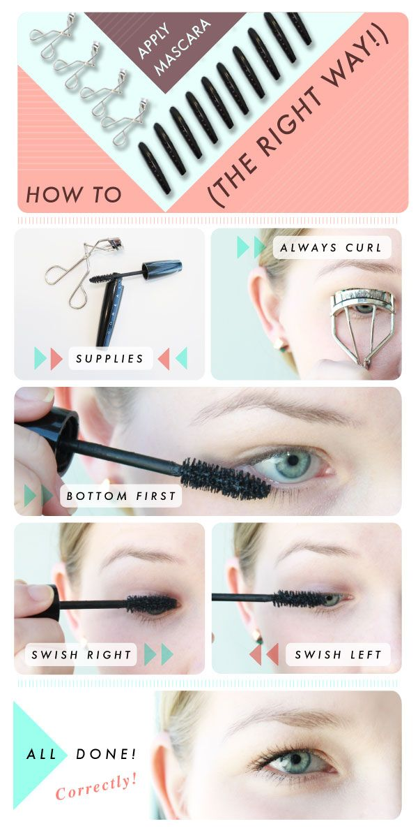 apply-mascara