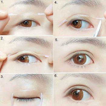 double eye lid