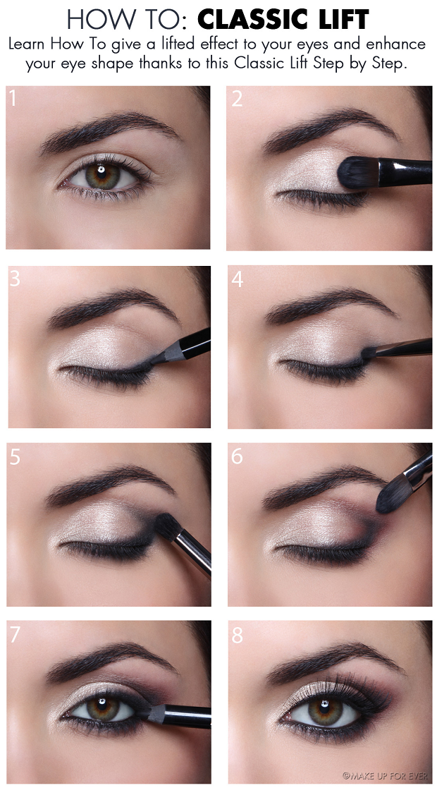 How To Give A Classic Lift To Your Eyes Alldaychic
