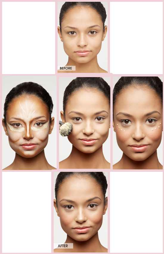 3 Steps to Supermodel Cheekbones