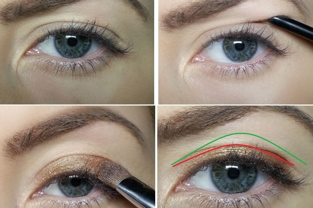 Best eye makeup for droopy eyelids