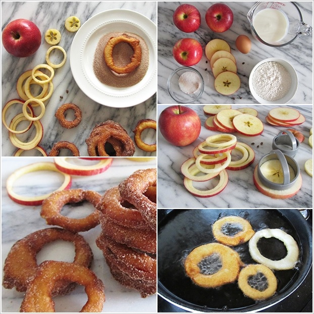 Delicious Cinnamon Apple Rings Recipe - DIY