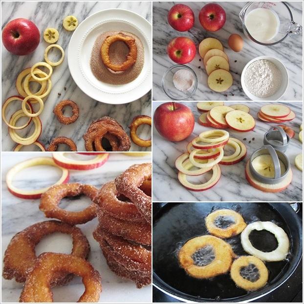 Delicious Cinnamon Apple Rings Recipe - DIY