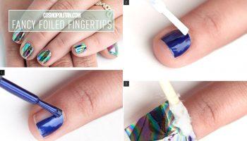Foiled-fingertips