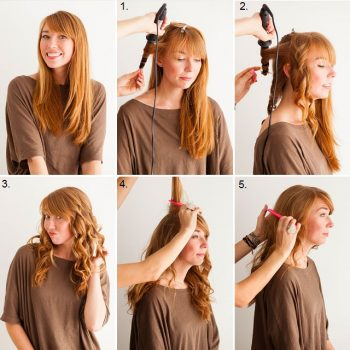 How to Fake a Bob Hairstyle if You Have a Long Hair
