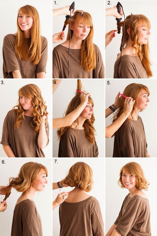 how to do your hair 1920s style how to a bob hairstyle if you a hair 7829