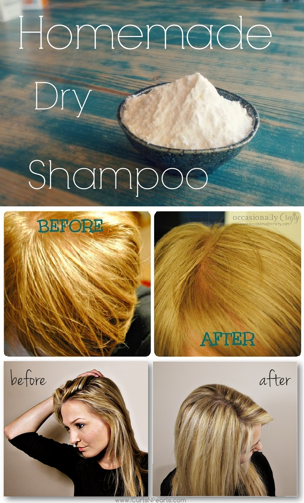 How to Make Dry Shampoo for All Hair Colors