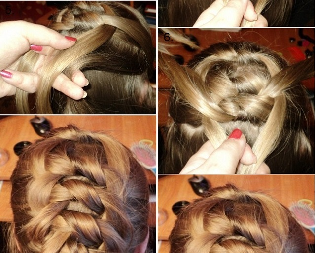 Knotted Braid Hairstyle Alldaychic