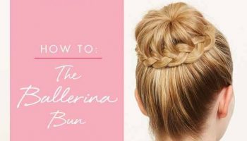 Make-a-Braided-Ballerina-Bun