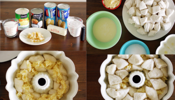 Pina Colada Monkey Bread Recipe