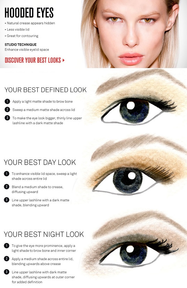 Eye Makeup Aging Hooded Eyes Mugeek Vidalondon