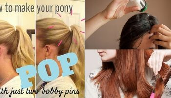 Life Saving Hairstyle Hacks for Lazy Girls