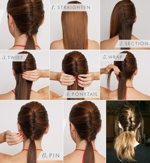 Chic Vixen Hairstyle Tutorial - AllDayChic