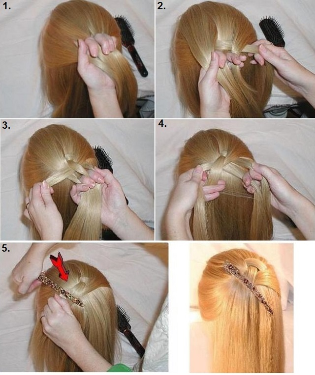 Easy Hairstyle For Special Occasions (3)