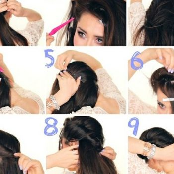 Hairstyle Tutorial Inspired From Disney Film Frozen