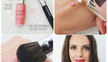 How To Apply Liquid Blush – Tutorial (2)